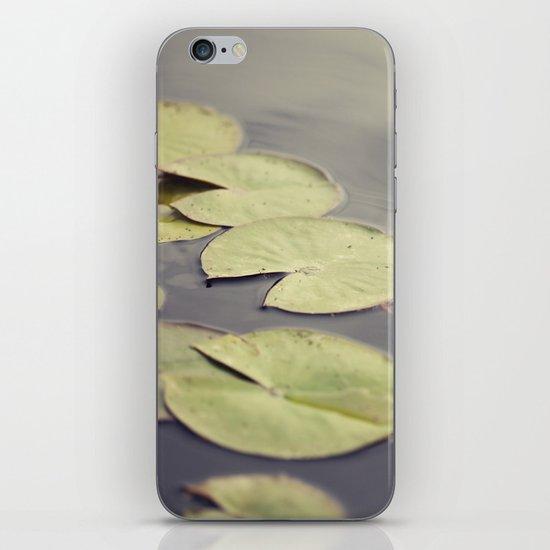 Lily Pads II iPhone Skin