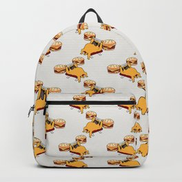 Double Cheeseburger Monday Backpack
