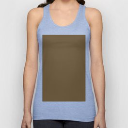 Urban Martini Olive Green 2018 Fall Winter Color Trends Unisex Tank Top