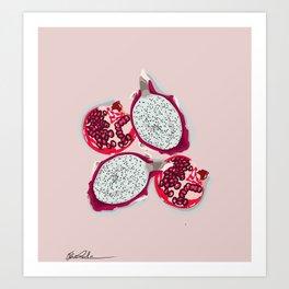 Fruit for Days Art Print