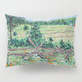 Gettysburg Farm Pillow Sham