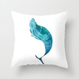 Beluga Throw Pillow