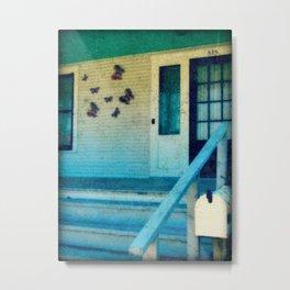 Front Porch Metal Print