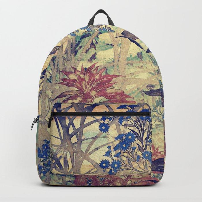 Slow Burning Backpack
