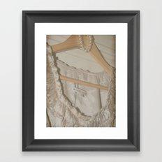 In A Belladonic Haze Framed Art Print