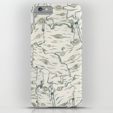 birch bark Slim Case iPhone 6s Plus