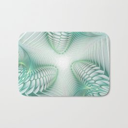 Ghost Busters || #society6 #buy #factal #portal Bath Mat