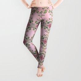 Flower Lace III Leggings