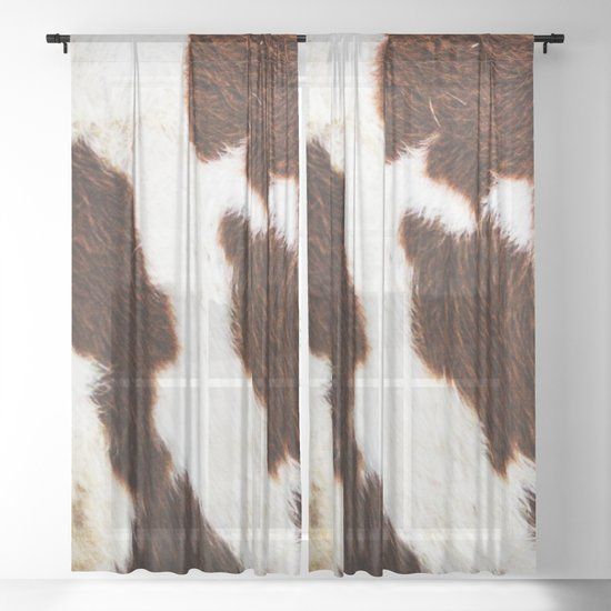 Cowhide Brown Spots by cadinera