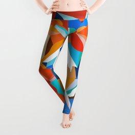 battle colors Leggings