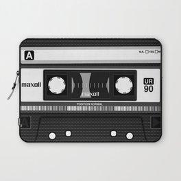 Compact cassette | 90's | 90's music | Cassette tape | Punk Laptop Sleeve
