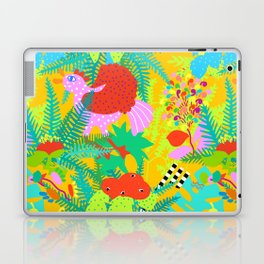 Jungle Birds Laptop & iPad Skin