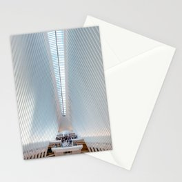 Oculus in New York Stationery Cards