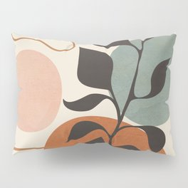 Abstract Minimal Shapes 23 Pillow Sham