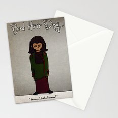 bad hair day no:1 / Planet of the Apes Stationery Cards