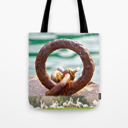 Fishers Ring Tote Bag