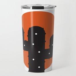 Bathing cactus Travel Mug