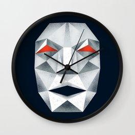 Star Fox Andross Lylat Lowpoly Laugher Wall Clock
