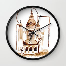 The wold that is not Wall Clock