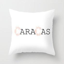 Soto de Caracas Throw Pillow