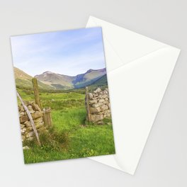 Ben Nevis Mountain Range Stationery Cards