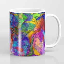 Color Journey. Coffee Mug