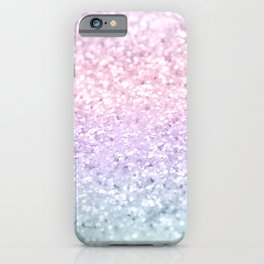 Unicorn Girls Glitter #1 (2019 Version) #shiny #pastel #decor #art #society6 iPhone Case