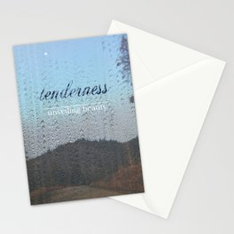 Unveiling Beauty - Tenderness Stationery Cards