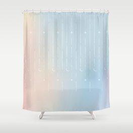 Stars & Moons Shower Curtain