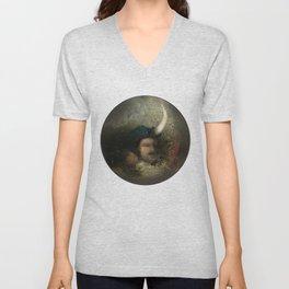 new moon revolution Unisex V-Neck