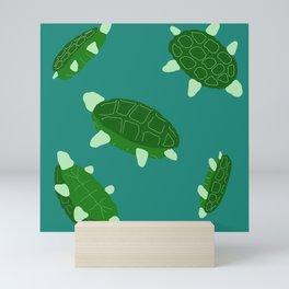 tortue Mini Art Print
