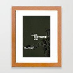 The Illustrated Man Framed Art Print