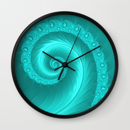 Whirlpool Wall Clock