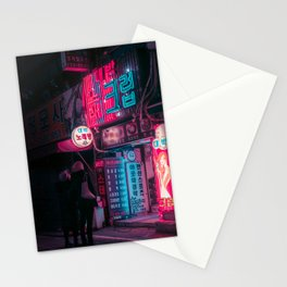 Karaoke Stationery Cards