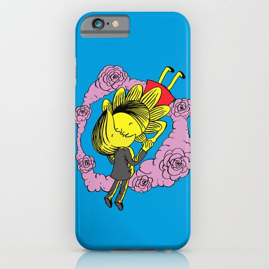 Kiss Of Night and Day iPhone & iPod Case