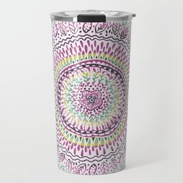 Intricate Spring Travel Mug