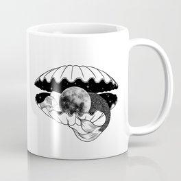 The moon under the sea Coffee Mug