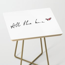 All the Love Side Table