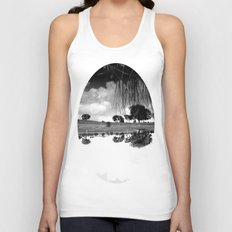 what is reflection? Unisex Tank Top