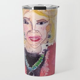 Joan Rivers Travel Mug