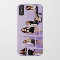 fifth harmony iPhone & iPod Cases featuring FIFTH HARMONY by Amélie Store