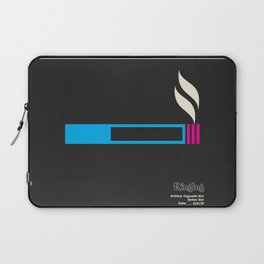 Cigarette Slut Laptop Sleeve