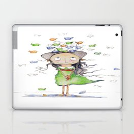 NIÑA Laptop & iPad Skin