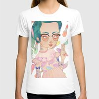 loll3 T-shirts featuring Prom Queen by lOll3