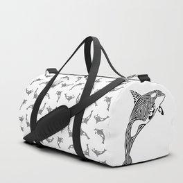 Tribal Orca Duffle Bag
