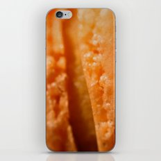 Pumpkin Macaron ttv photo iPhone & iPod Skin