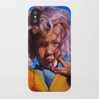 swedish iPhone & iPod Cases featuring Swedish by Raquel García Maciá