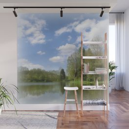 Impression Lake Wall Mural