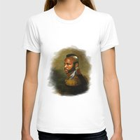 replaceface T-shirts featuring Mr. T - replaceface by replaceface