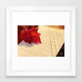 Gibran Music Framed Art Print